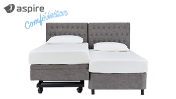 NEW! Aspire ComfiMotion Bed