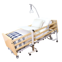 Premium Community Care Bed - 5 Function (inc Mattress)