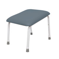 Aspire Padded Footrest - Adjustable Height