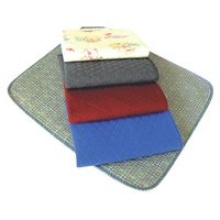 Chair Pad - Rectangle - Tartan