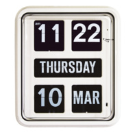 Jadco Day of the Week Calendar Clock BQ170