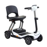 Aspire Mini Manual-Folding Mobility Scooter - HS268