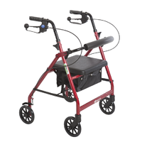 Aspire Mini Seat Walker / Rollator