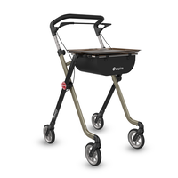 Aspire Vogue Indoor Walker - Champaign / Black