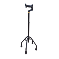 Freedom Pyramid Quad Walking Stick - 110 kg