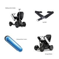WHILL Model Ci Power Wheelchair Accessories