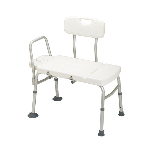 Bath Transfer Bench - Padded